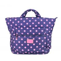 Big Size Female Travel Bag , Colorized Girls Travel Shopping Bag Manufactures