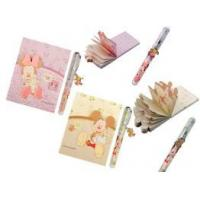 Disney Mini Ball Pen W/Memo Set Manufactures