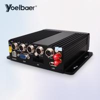 8 Channel Security Dvr Recorder For School Bus Trucks Blackbox Security CCTV System Manufactures