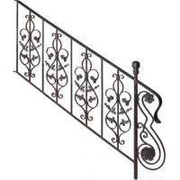 Wrought Iron Staircase Manufactures