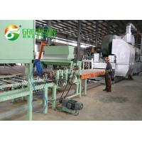 Mineral Wool Acoustic Ceiling Board Production Line Heat Insulation / Waterproof Manufactures