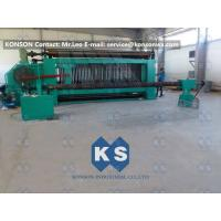 Large Hexagonal Wire Netting Machine 4300mm Width For Making Cylinders Gabions Manufactures