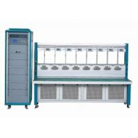 High Precision Three Phase Energy Meter Test Bench with Double Row 12 / 16 / 20 Meters Manufactures