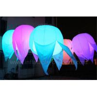 Ceiling Hanging Decorations Inflatable Lighting Balloon LED Inflatable Jellyfish Manufactures