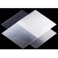 SGS BV Approved 3000 Series Aluminum Alloy Sheet For Liquid Crystal Back Plate Manufactures