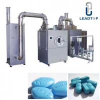 Low Energy Consumption Film Coating Machine Pharmaceutical Machinery Manufactures