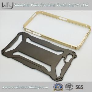 Quality High Precision Al6061 CNC Machining Part / CNC Machined Part Anodized Black for for sale