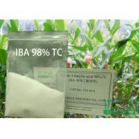 Indole Butyric Acid IBA Auxin Plant Growth , Plant Root Promoter 133-32-4 Manufactures