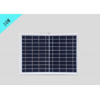 Customized 10 Watt Solar Panel For Smart Home Remote Monitoring System Manufactures