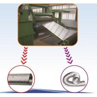 China 0.09MM - 0.15MM Industrial Aluminum Foil Temper O For Flexible Air Duct on sale