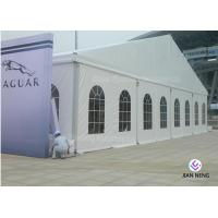 Trade Show Tents Soundproof Outdoor PVC Canopy Tent For Car Show Manufactures