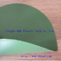 China 0.3mm Shiny PVC Coated Fire Retardant Oxford Fabric for Tent on sale