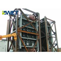 82T Stainless Steel Heat Recovery Boiler , Waste Heat Steam GeneratorEnvironmental Protection