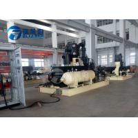 20 HP Industrial Air Compressor AC Power Automatic Pressure Unloading System Manufactures