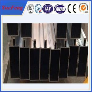 China supplier oem custom aluminium price per kg/ Aluminum curtain walls extrusion profile Manufactures