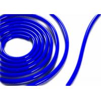 Hight Pressure Flexible Blue Vacuum Silicone Rubber Hose for Coolants Manufactures