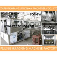 Rotary 5 Gallon Water Bottles Filling Machine Manufactures