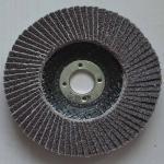 High temperature fused Aluminum Oxide High Density Abrasive Flap Discs Conical Fiber Manufactures