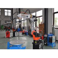 Aluminum Welding Robot Short Cycle Times High Speed Non Cutting Corners Manufactures