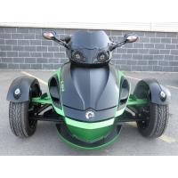 1000cc Can Am 3 Wheel Motorcycle , V - Twin 2 Front Wheel Motorcycle Liquid Cooled Manufactures
