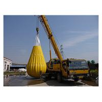 Water filled PVC offshore load test water bag (0.25~50 ton) Manufactures