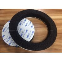 High Density Sound Absorption Material Black Rubber Foam Loudspeaker Sound Insulation Manufactures