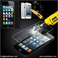 China Best Tempered Glass Screen Protector for iphone5/5S/5C on sale
