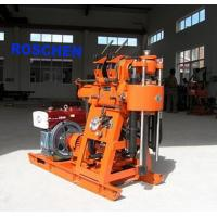 Drilling Rig Machine Used Hollow Stem Auger For Soil Sampling And Ground Water Monitoring Manufactures