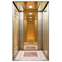 Noiseless Residential Traction Elevator , VVVF Control Lifts For Residential Homes Manufactures