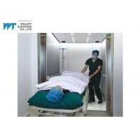 VVVF Control Hospital Bed Elevator Adopts Gearless Drive Machine Room Type Manufactures