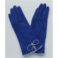 Blue Wool Gloves (CM2129) Manufactures
