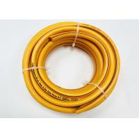 High Pressure Pvc Chemical Spray Hose 8.5mm Reinforced Hose ISO Certification Manufactures
