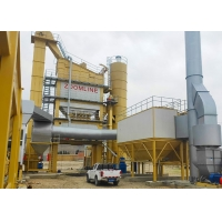 China PLC Control EMC 320T Asphalt Plant Equipment on sale