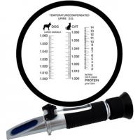 China RHC-300ATC clinical refractometer for dog and cats on sale