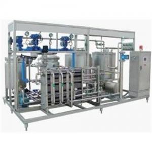 Pipe type UHT Pasteurizer/Sterilizer/ UHT Tublar Sterilizer Manufactures