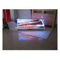 3G / WIFI GPS P5 Taxi Car LED Display Advertising Boards With AVI WMV MPG Video , 960 by 320 mm Manufactures