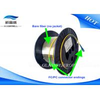 Fiber Ring Bare Optical Fiber Cable Spools OTDR Receive Single Mode G.652D Manufactures