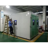 Laboratory Environmental Walk In Test Room Accelerated Aging Climate Chamber Manufactures