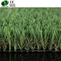 China PP PE 35mm Outdoor Fake Grass For Dogs Pets 4 Colors Thickness Customized on sale
