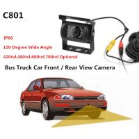 Weatherproof Car Reversing Camera , Cameras For Bus 120 Degree Wide Angle Manufactures