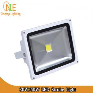 30w 50w LED Flood Stage Light High Power Stage LED Strobe Light most power led light Manufactures