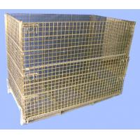 metal stackable roll cage Manufactures
