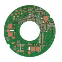 Immersion Gold Enig Finish Pcb Green Soldmask 1oz Copper Multilayer PCB Manufactures