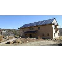 Durable Off Grid Wind Solar Hybrid Power System (3KW+1.2KW Solar) Manufactures