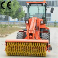 China road sweeper truck supplier TL2500 with portable opened sweepers,road sweeper truck on sale