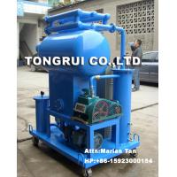 ZJB Single-stage Oil Filtration Equipment,Insulation Oil Filter Machine