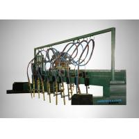 High Speed Computerized Plasma Cutter Machine / Automated Plasma Cutter Manufactures