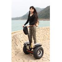 2 Wheel Gliding Off Road Self Balancing Scooter/Segway Chariot Brushed DC Motor For Outdoor Use Manufactures