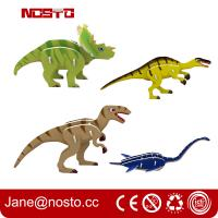 3D dinosaur puzzle for promotion gift puzzle, freebies , complimentary gift Manufactures