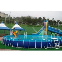 Metal Frame Pools For Family Yard Manufactures